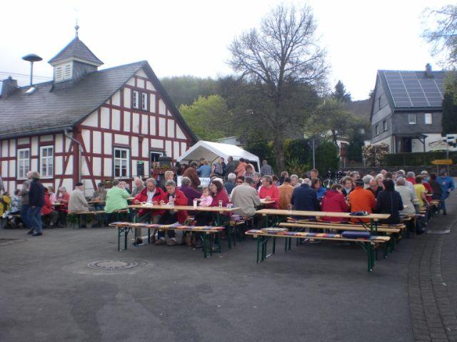 Bauvorhaben Dorfplatz
