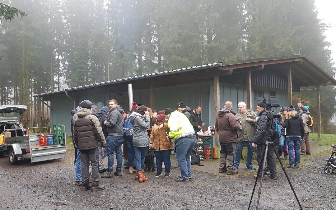 Homberger Grenzgang 29.12.2018